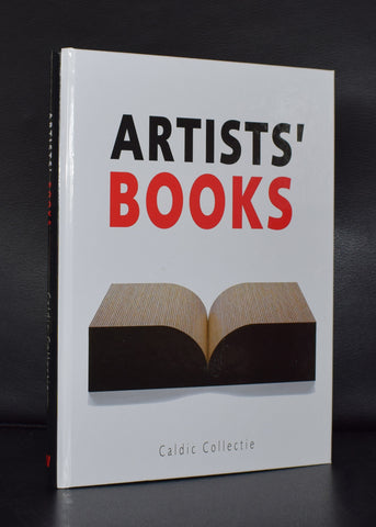 Caldic collectie # ARTISTS' BOOKS # 2009, mint