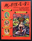 Mike Matthews, Lydia Lynch / Nick Cave # AS-FIX-E-8 # 1993, scarce, mint-