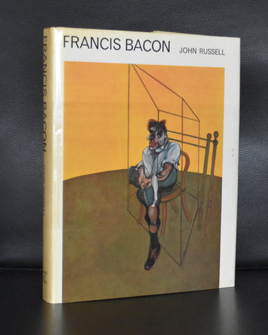 john Russell # FRANCIS BACON # 1971, nm