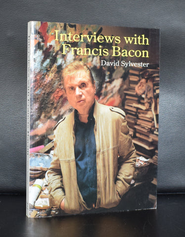 David Sylvester # INTERVIEWS WITH FRANCIS BACON # 1995, mint-