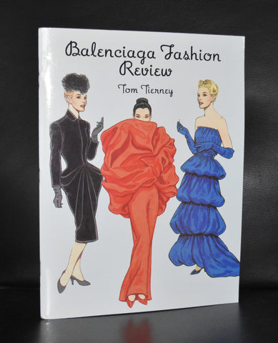 Tom Tierney # BALENCIAGA FASHION REVIEW # 2000, mint-