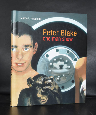 Peter Blake # ONE MAN SHOW # 2009, mint