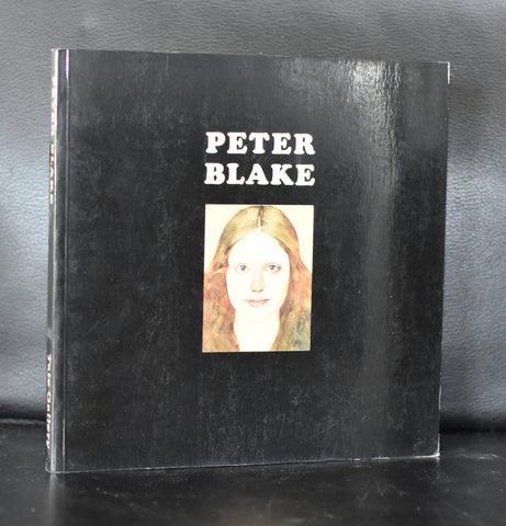 Tate Gallery # PETER BLAKE # 1983, nm