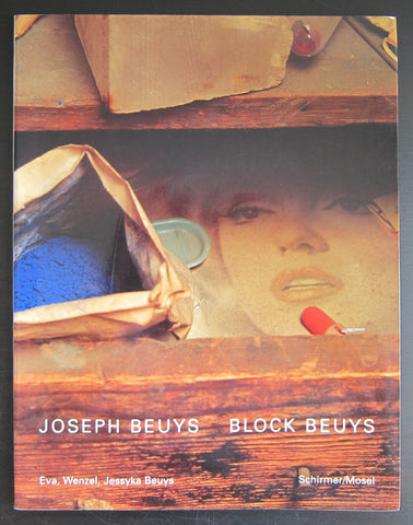 Joseph Beuys # BLOCK BEUYS # Schirmer Mosel, 1997, NM+