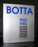 Artemis # MARIO BOTTA , the complete works 1960-1985 # 1993, NM+