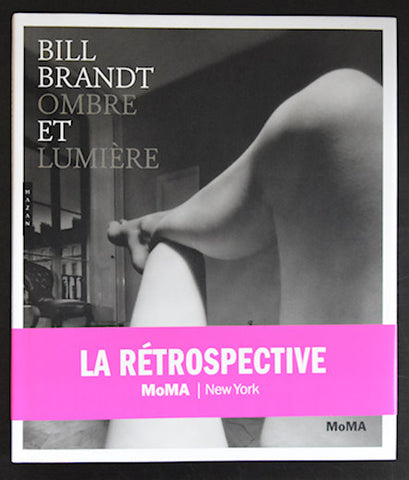 Bill Brandt # OMBRE ET LUMIERE # 2013, mint-