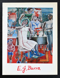 The Lefevre gallery # EDWARD BURRA # 1977, mint-