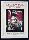 Maldoror# WILLIAM S. BURROUGHS, Eelectronische Revolutie # numb. mint