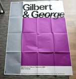CAPC Bordeaux # GILBERT & GEORGE # 1986, mint-