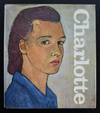 Gary Schwartz, 1st edition # CHARLOTTE Salomon # 1981, nm-