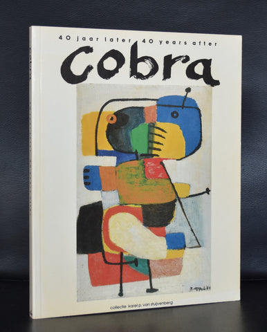 Stuijvenberg collectie # COBRA 40 YEARS LATER # SDU, 1988, nm+++