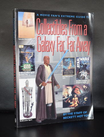 Star Wars ,Beckett # COLLECTIBLES FROM A GALAXY FAR,FAR AWAY # 1999, nm