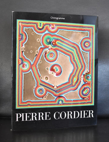 Pierre Cordier # CHIMIGRAMME # Brussel 1988, SIGNED, mint-