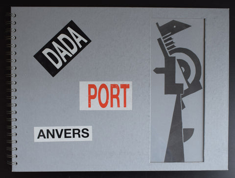 Paul Joostens # DADA PORT ANVERS # 2000, mint