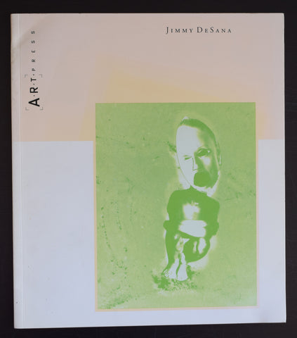 art press # JIMMY DESANA # limited numbered ed. 1990, nm