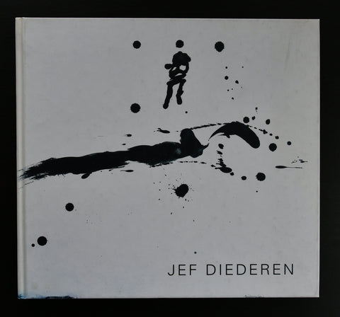 galerie Willy Schoots # JEF DIEDEREN # signed , 1997, mint-