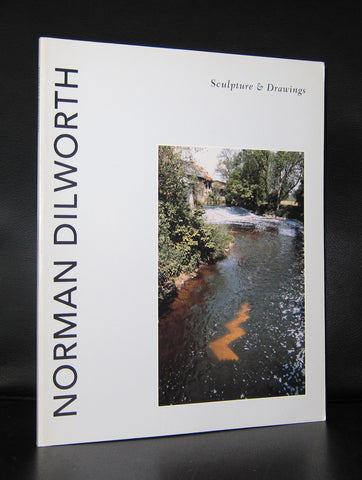 Norman Dilworth # SCULPTURE & DRAWINGS # 1992, nm