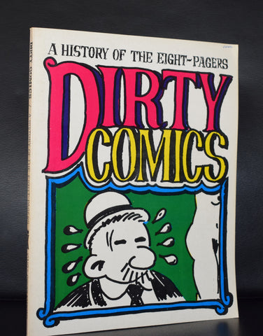 the history of eight-pagers # DIRTY COMICS # King 1970, nm++