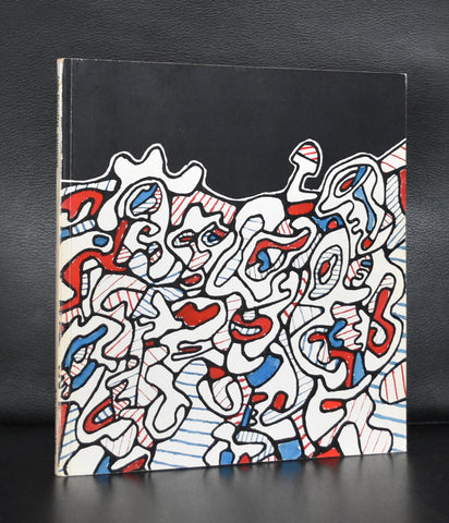 Arts Council # JEAN DUBUFFET # 1966, nm