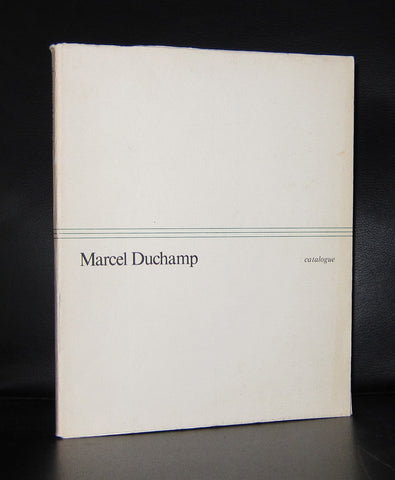 Centre Georges Pompidou # MARCEL DUCHAMP # catalogue raisonne, 1977, NM-