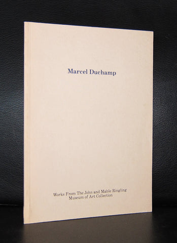 Works from the John and mable Ringling Museum # MARCEL DUCHAMP# 1983, NM+