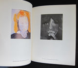 Paul Andriesse # MARLENE DUMAS , the eyes of the night creatures# 1985, mint