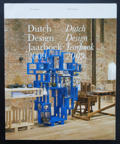 NAi publishers # DUTCH DESIGN YEARBOOK 2009 # 2009, nm