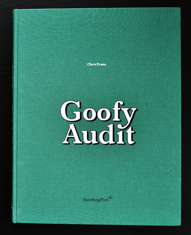 Chris Evans # GOOFY AUDIT 1998-2011 # 2011, mint-
