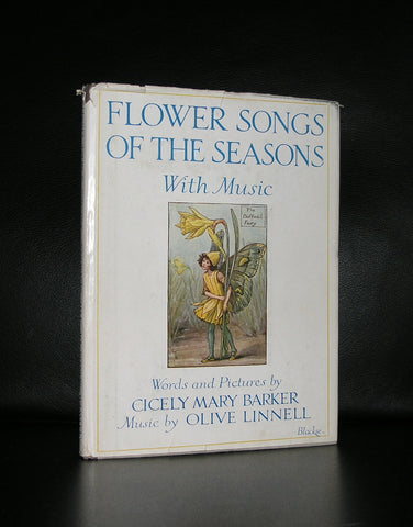 Cicely Mary Barker # FLOWER SONGS OF THE SEASONS# 1936,