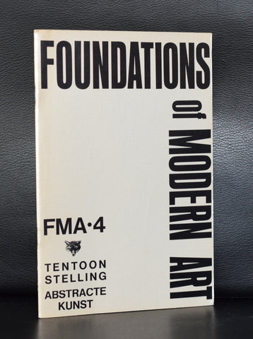 FMA.4 # FOUNDATIONS OF MODERN ART # 1974, nm