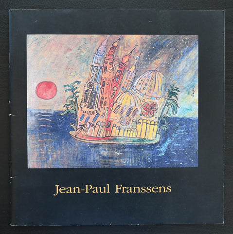 't Coopmanshuus # JEAN-PAUL FRANSSENS # 1995, nm++