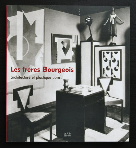 AAM eitions # LES FRERES BOURGEOIS # 2005, mint-