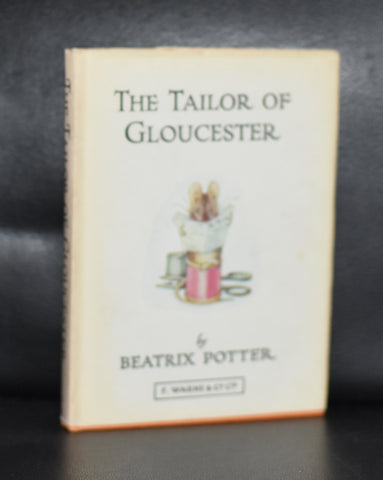Beatrix Potter # THE TAILOR OF GLOUCESTER # 35p  NM++