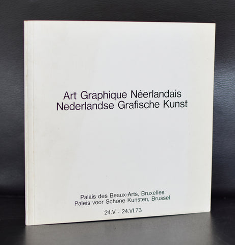 Palais de Beaux Arts # ART GRAPHIQUE NEERLANDAIS # 1973, nm