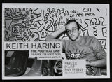 Musee d'art Moderne, Paris # KEITH HARING # 2013, mint