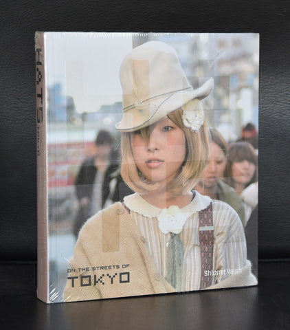 Shlomit Yaish # HATS ON THE STREETOF TOKYO # sealed, mint