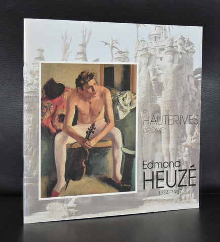 Hauterives /Drome # EDMOND HEUZE # 1989, mint
