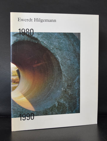 Ewerdt Hilgemann #EWERDT HILGEMANN 1980-1990 # signed + dedicated , 1991, nm++