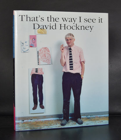 David Hockney # THAT'S THE WAY I SEE IT# 1993, mint