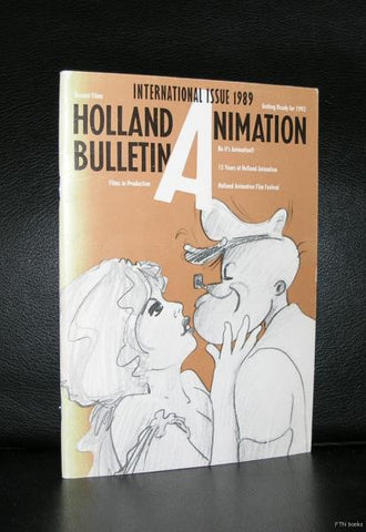 Holland Animation Bulletin # INTERNATIONAL ISSUE # 1989, nm