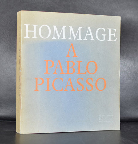 Grand palais # HOMMAGE A PICASSO # 19666, nm + invitation card