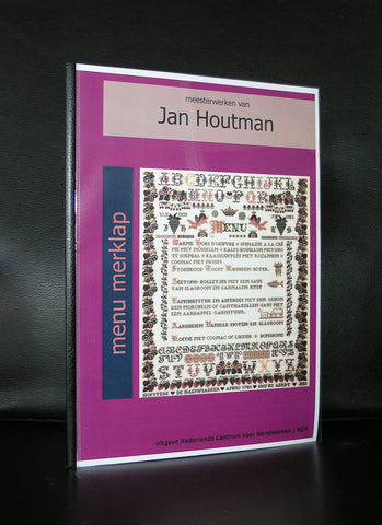 Jan Houtman # MENU MERKLAP # 1998/2002, Mint