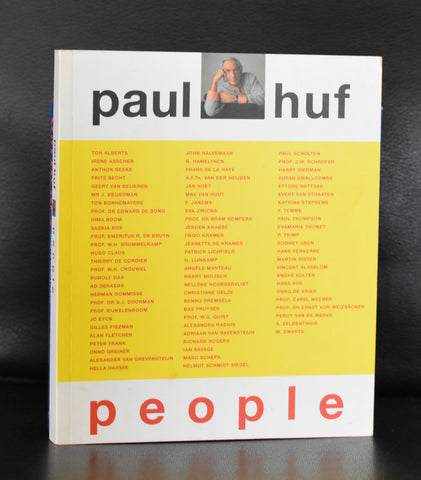Paul Huf # PEOPLE # ca. 1995, mint