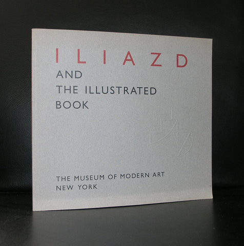 Moma, ILIAZD , the Illustrated book# 1987, nm
