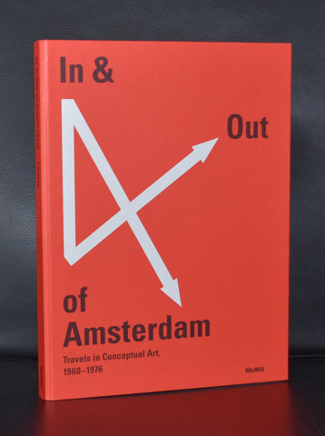 Conceptual Art , MOMA#  IN & OUT OF AMSTERDAM # 2009,mint