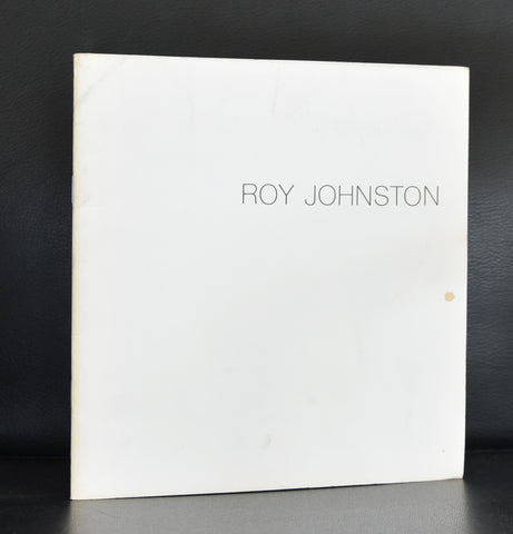 S. East Gallery # ROY JOHNSTON # 1980, nm