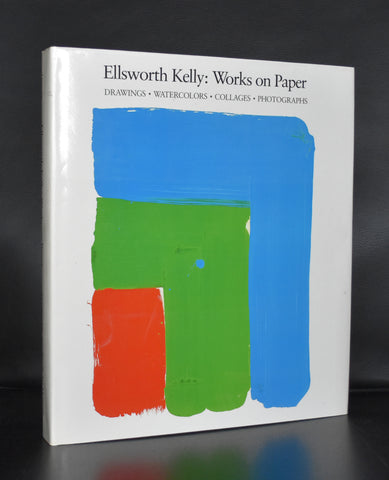 Fort Worth Museum # ELLSWORTH KELLY, Works on Paper # 1987, mint