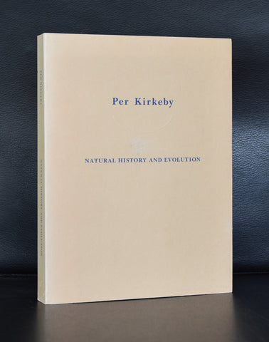 Per Kirkeby # NATURAL HISTORY AND EVOLUTION # Lebbink, 1991, mint