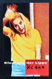 New Dutch Sculptors # KLAAR VAN DER LIPPE # signed , 1997, mint-