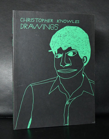 Bebert #CHRISTOPHER KNOWLES, Drawings #  1985, nm++